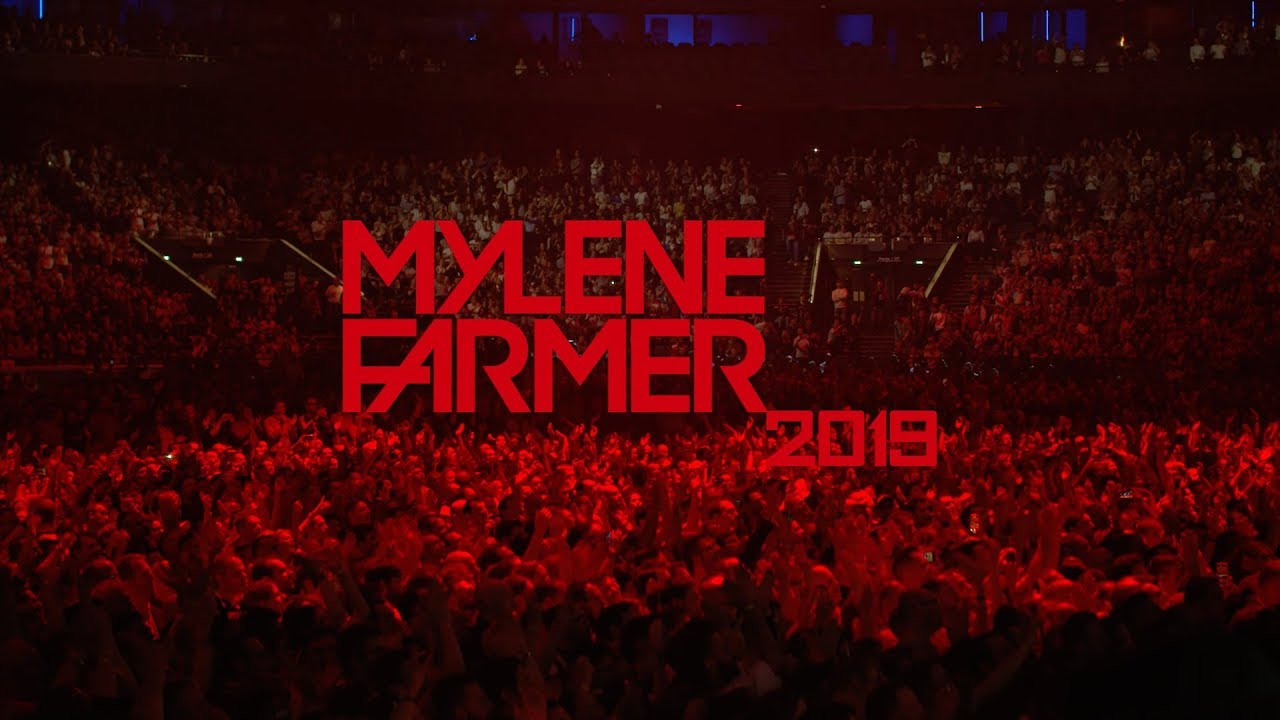 Mylene Farmer 2019 à Paris La Defense Arena
