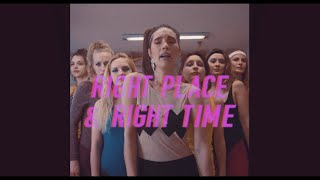 """BARBARA MUNJAS  // """"Right Place & Right Time"""" // (Official Video)"""