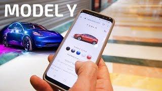 Новая Model Y, И Tesla Дешевеют!
