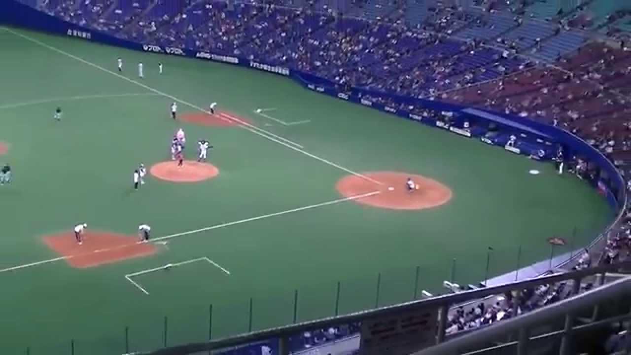 ナゴヤドームパノラマA三塁側57...