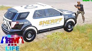 Arma 3 Life Police #74 - Robbed at Gunpoint