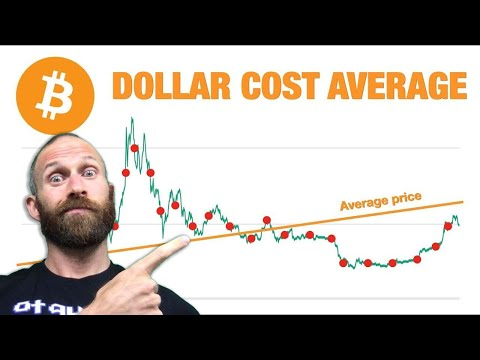 Dollar Cost Averaging Bitcoin - How to Buy Cheap Bitcoin on Coinbase