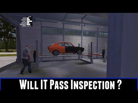 Will It Pass Inspection ? (My Summer Car Part 13)