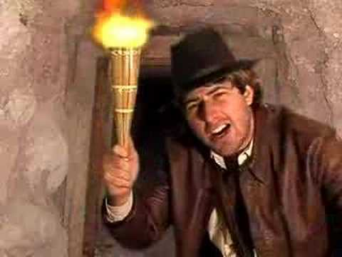 Indiana Jones Theme Song  Goldentusk