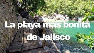 Colomitos, la caminata mas bonita de Jalisco - Costas de Jalisco #12 luisitoviajero