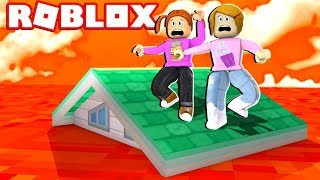 Baby Alive Play Roblox The Floor Is Lava!