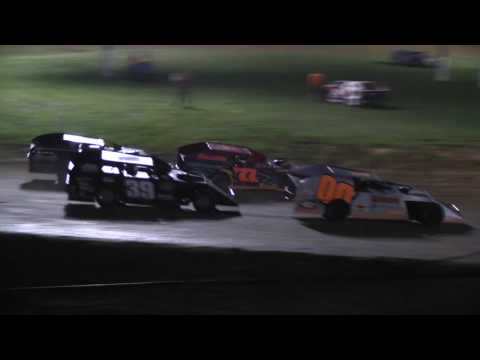 7 30 16 Modified Feature Brownstown Speedway