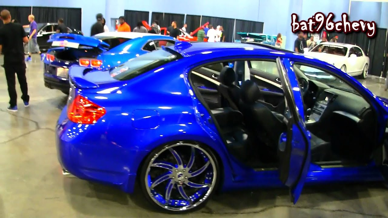 Candy blue infiniti g37s on 24 forgiatos forgiato fest 2013 candy blue infiniti g37s on 24 forgiatos forgiato fest 2013 1080p hd youtube vanachro Images