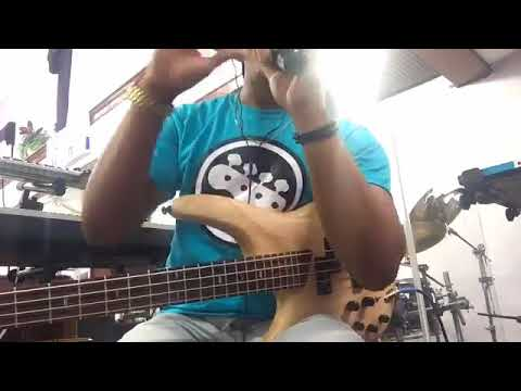 WARREN BROWN LIVE GROOVE SESSION