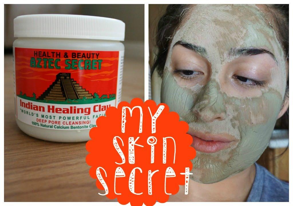 beauty aztec secret indian healing clay mask youtube