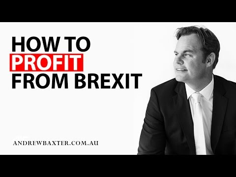 How to Profit from Brexit