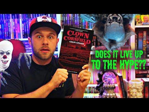 CLOWN IN A CORNFIELD by Adam Cesare | (YA Book Review)