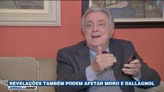 Conversa de Moro e Dallagnol pode ter consequência política e jurídica