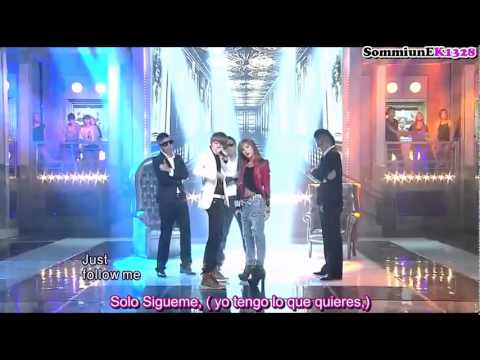 Just Follow HyunA Ft. ZICO [sub español]