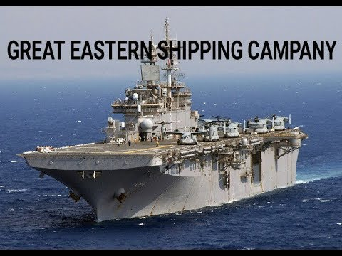 Marchant navy -ll GREAT EASTERN SHIPPING CAMPANY ?