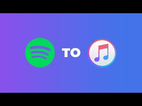 Convert Spotify link to Apple Music using Workflow