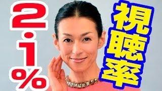 """【鈴木保奈美 ドラマ】フジテレビ『ノンママ白書』が大爆死!""""常務の元..."""