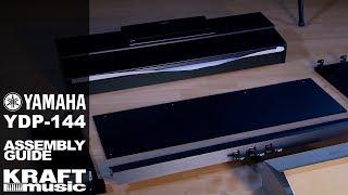 Yamaha Arius YDP-144 Digital Piano - Assembly Guide