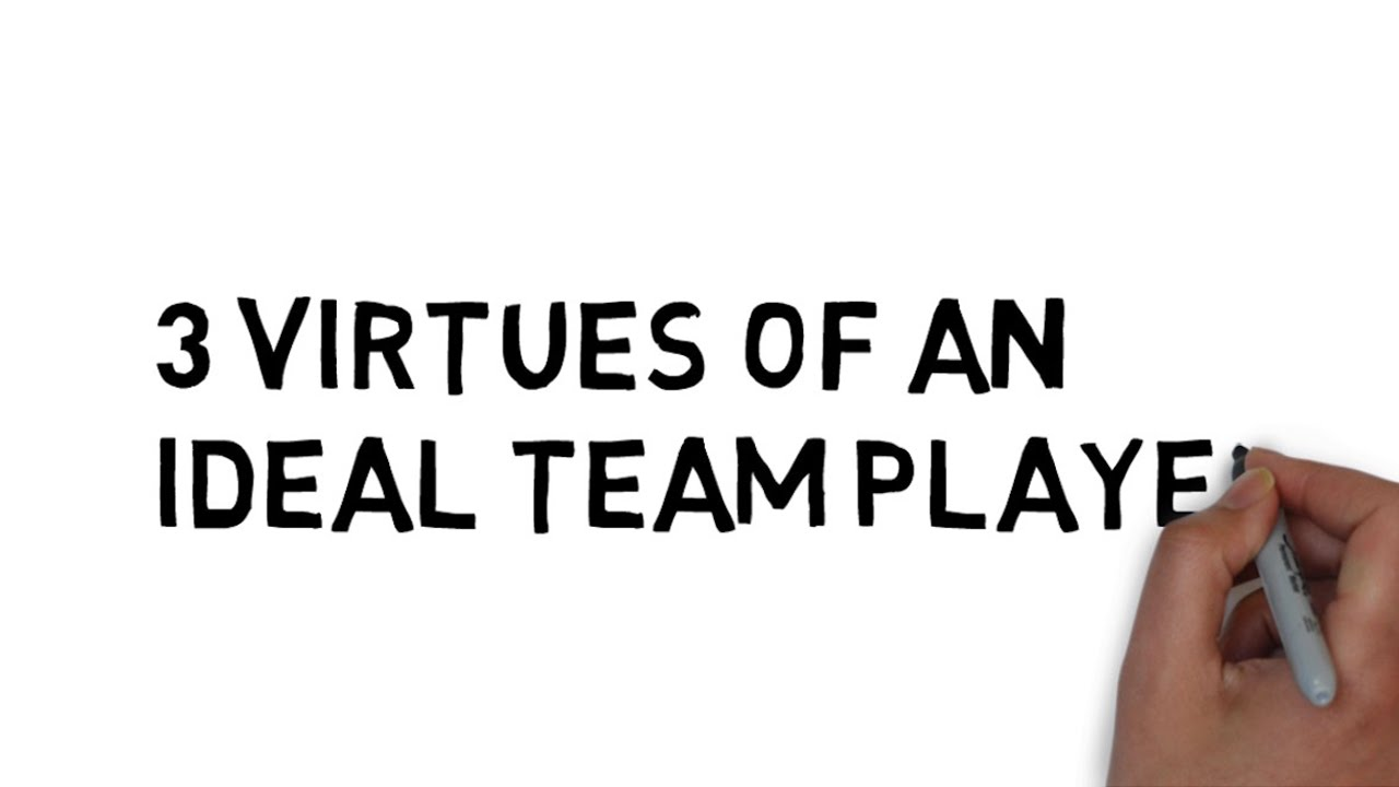The Ideal Team Player by Patrick Lencioni - YouTube
