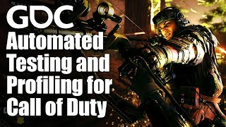 Automated Testing and Profiling for Call of Duty