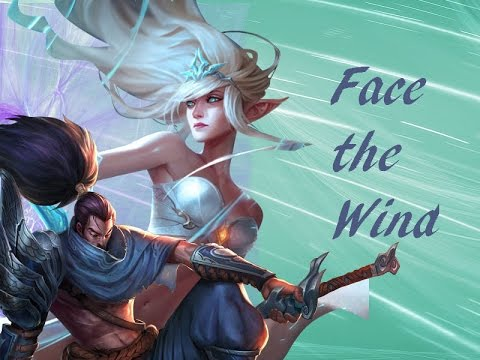 "OMK #4 ""Face the Wind"" (Yasuo/Janna Bot Lane)"