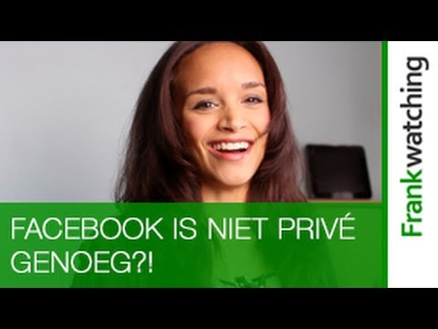 Facebook is niet privé genoeg? Trend: privé sociale netwerken - Frankwatching
