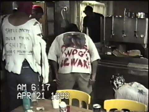 U.S.S. Halsey - Wog Day 1993