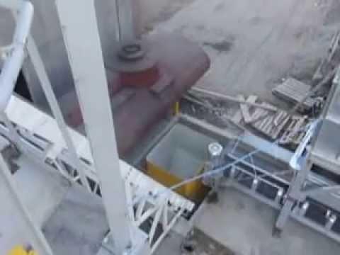 Работа скипа на CБМ 80 Лука в г. Иркутск