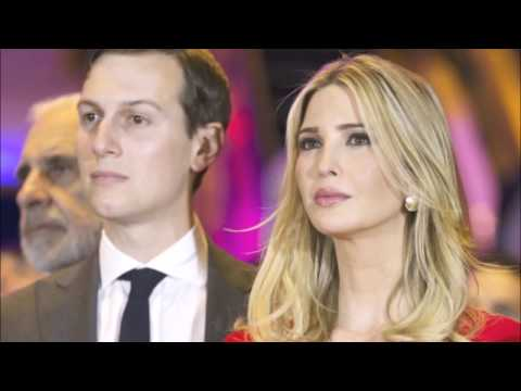 Psychic Readings: Ivanka Trump & Jared Kushner Marriage