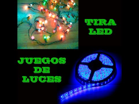 Tira led recomendaci n para navidad youtube - Tiras led navidad ...