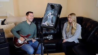 Surprising my Wife with a Korg Miku (GIVEAWAY!)