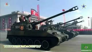 Военный парад Северной Кореи 2018: лучшие моменты - военный парад Северной Кореи 2018