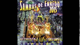 Sambas de Enredo 2015 do Grupo Especial - Rio de Janeiro