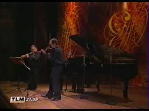 Bach The Musical Offering Trio sonata (1) Radivo, Reville, Robilliard.