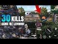 30 KILLS TPP ACTION! ft. Levinho | Duo VS Squad | PUBG Mobile
