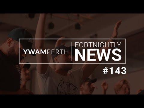 News #143 - 159 Blessings / FPS, Create, Cygnet Film Outreach