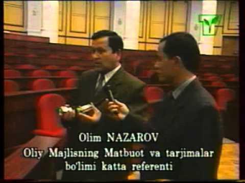 Huquq va burch: Oliy Majlis va hokimiyatga sayohatlar - Yoshlar TV