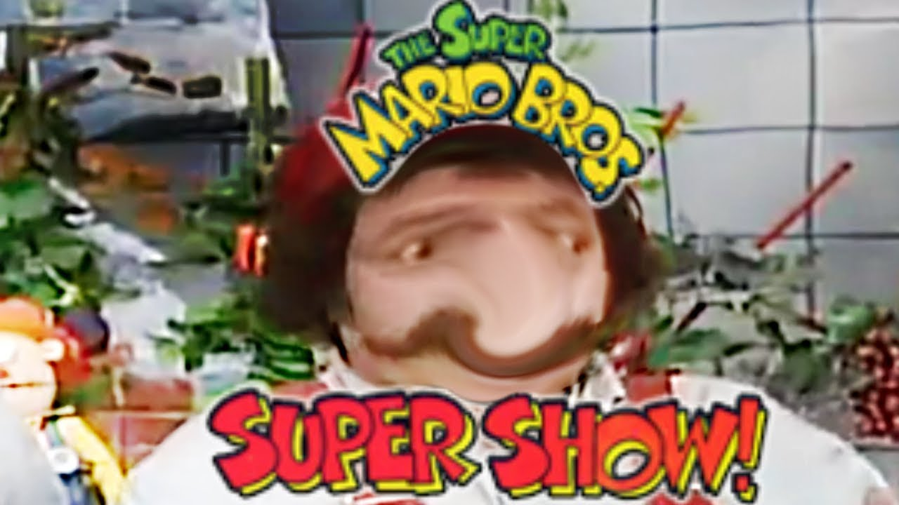 Super Mario Super Show Dank Meme Youtube