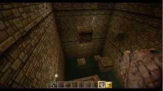 Lets Play Minecraft Together - 3#080 - Pyramiden-Abenteuer - Teil 2