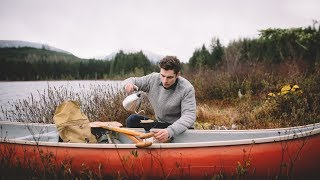 Canoes and coffee, solid morning.