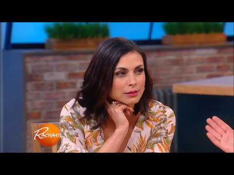 Morena Baccarin Full Interview Rachael Ray