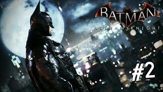 """BATMAN ARKHAM KNIGHT Cap 2 """"Algunas misiones secundarias""""(no comentado)-JuanMi_23"""
