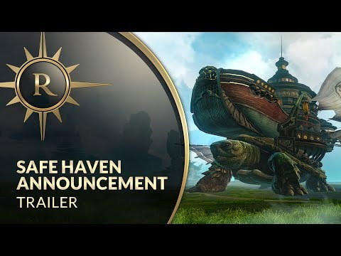 Revelation Online - Safe Haven Announcement Trailer