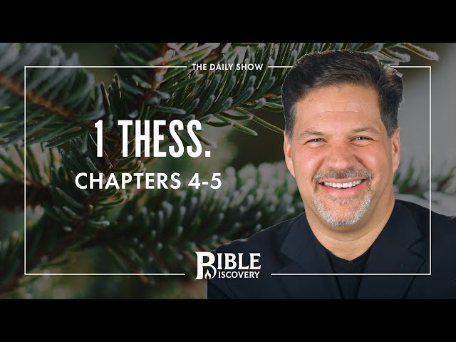 The Seasons of God | 1 Thessalonians 4-5