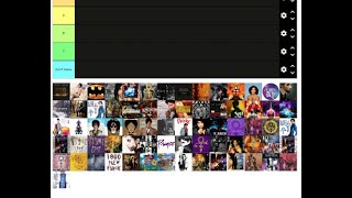 The Ultimate Prince Albums Tier List (60+ Albums)