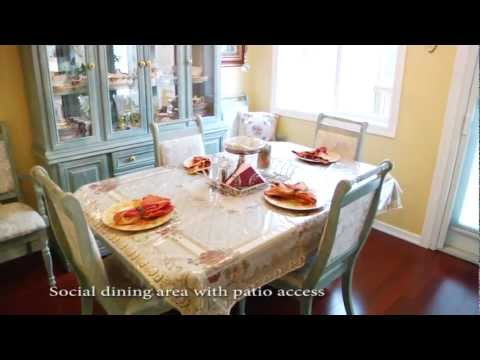 Adult living at it's finest! Home for Sale Video with Jean Sills