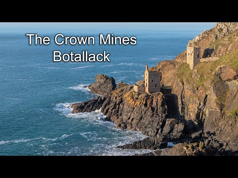 The Crown Mines, Botallack, Cornwall