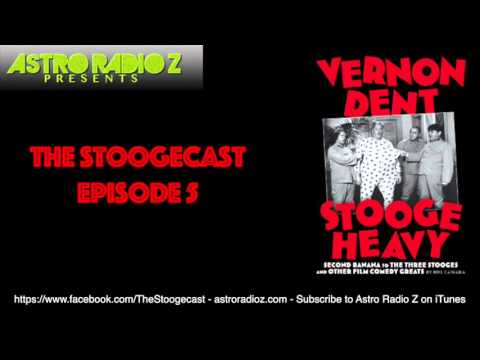 The Stoogecast - Episode 5 - Bill Cassara Part 2