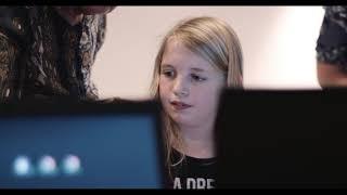 Micro:bit-feestjes voor 10-jarigen in Bibliotheek Dokkum