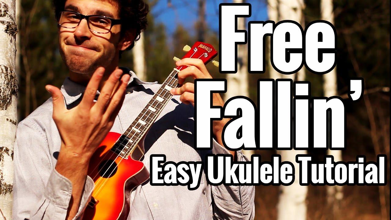 Free fallin ukulele tutorial tom petty john mayer uke play free fallin ukulele tutorial tom petty john mayer uke play along easy hexwebz Image collections